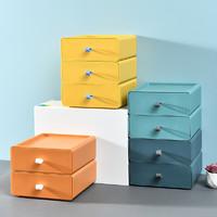 Yom 莜牧  抽屉式桌面收纳盒 3个装