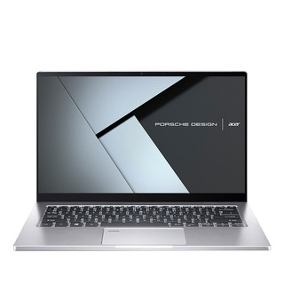 acer 宏碁 Book RS 保时捷设计限量版 14英寸 轻薄本 黑色(酷睿i7-1165G7、MX350、16GB、1TB SSD、1080P、IPS、60Hz)