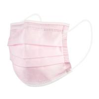 SKYPRO 弓立 儿童一次性医用口罩 10只*5袋 粉色