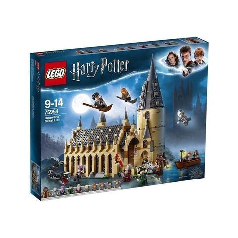 LEGO 乐高 LEGO 乐高 哈利·波特系列 75954 霍格沃茨大礼堂