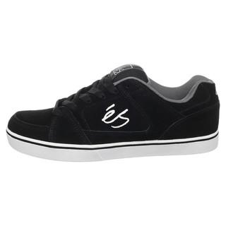 éS  SKATEBOARDING Slant 男士滑板鞋 5101000101 黑色 44