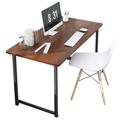 卓禾 B2021 家用电脑简易书桌 暖白色 60*28*68cm