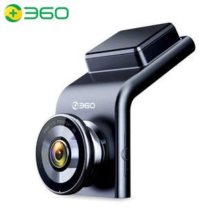 360 G300 3K版 行车记录仪 黑灰色