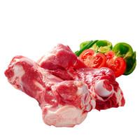PLUS会员:对面小城  猪骨黑猪肉大棒骨  4斤