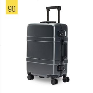 NINETYGO 90分 6970055340311 铝框拉杆箱 20寸