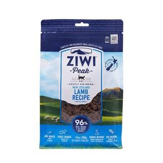 PLUS会员 : ZIWI 滋益巅峰 风干羊肉猫粮 400g