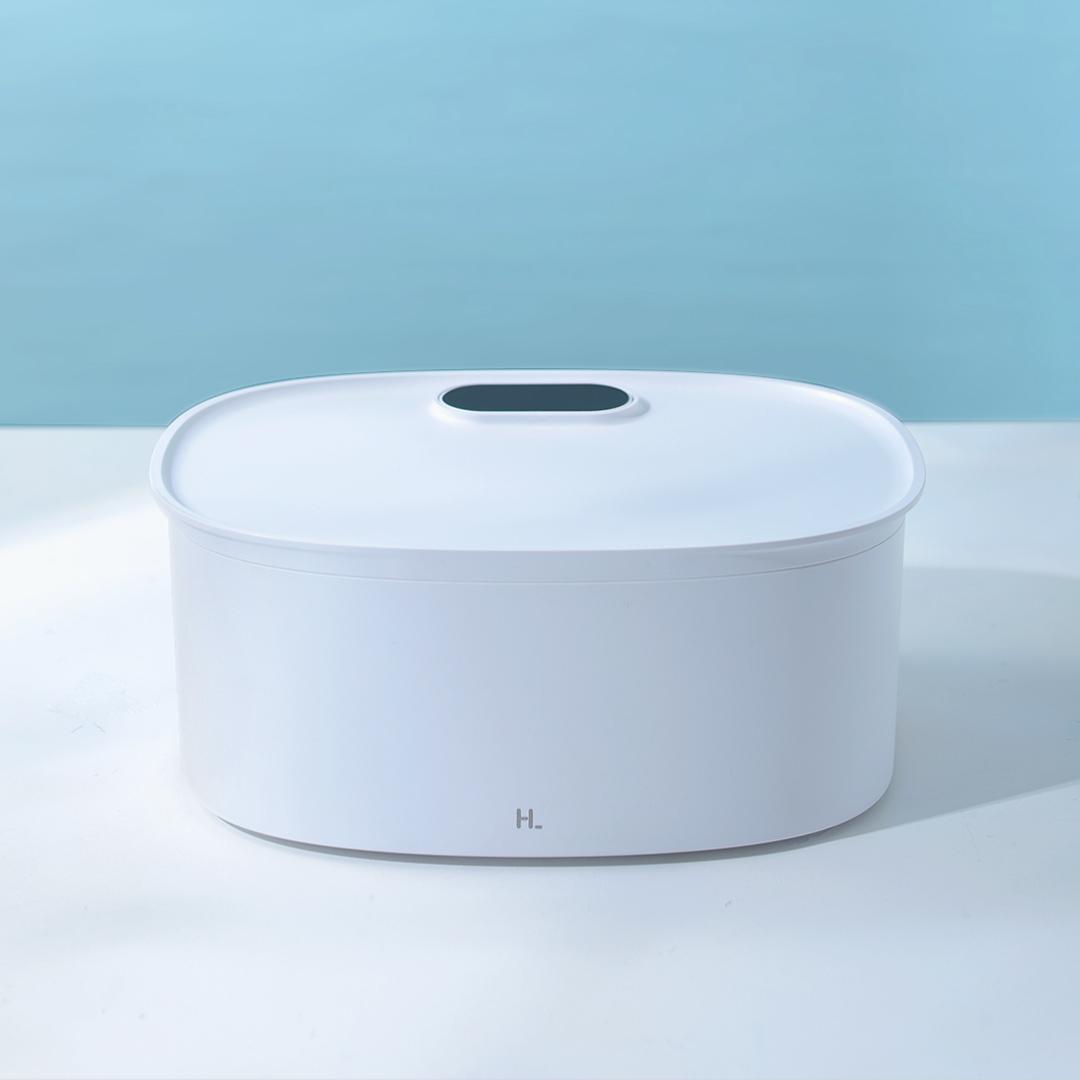 HL热源可拆卸式巴氏杀菌烘干盒