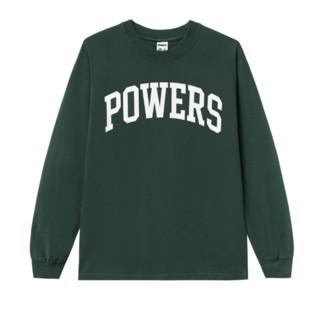 POWERS SUPPLY 男女款长袖T恤