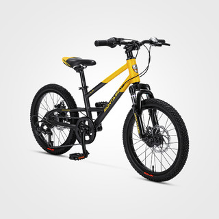 萌大圣 儿童铝合金自行车 20寸