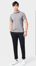 CAMEL 骆驼 XBB481166 男士商务休闲短袖Polo衫
