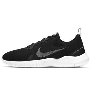 NIKE 耐克 耐克NIKE 男子 跑步鞋 缓震 透气 FLEX EXPERIENCE 10 运动鞋 CI9960-002黑色42码