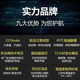 品胜NP-F970 F930电池索尼MC1500C HXR-NX5C NX3摄像机配件