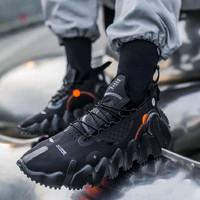 LI-NING 李宁 巴黎时装周系列 伍行II乾 AGBR029 男款休闲运动鞋