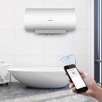 飞利浦(PHILIPS) 60升电热水器 3000W双管速热 无电洗 红外遥控 预约洗浴 一级能效 AWH1201/00 wifi版