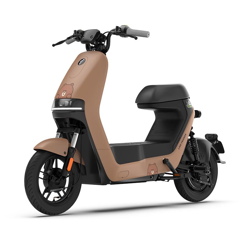 Ninebot 九号 A40 LINE FRIENDS联名款 电动自行车 TDT035Z