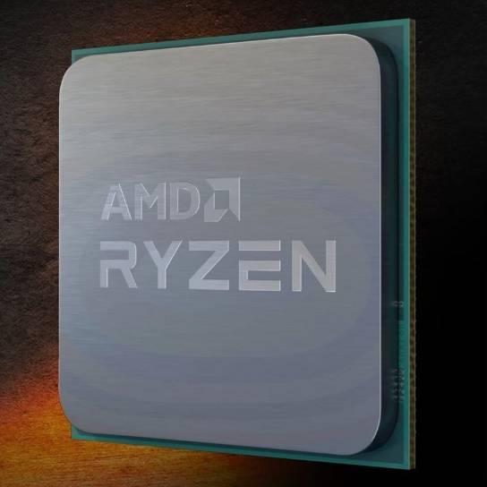 AMD Ryzen 7 5700G CPU处理器 8核16线程 3.8GHz
