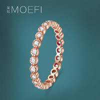 MOEFI 茉妃  SET82901RW 女士时尚戒指
