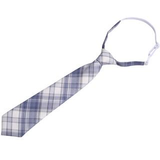 黑色女士jk小领带衬衫女学院风日系女生免打学生制服西装温柔一刀