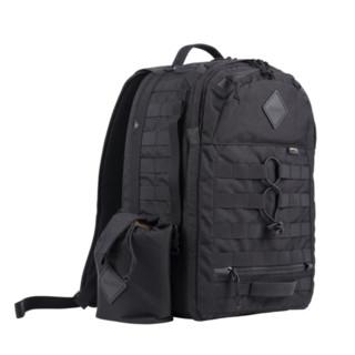 bravo DELTA BLOCK II 双肩背包 黑色 17.6L