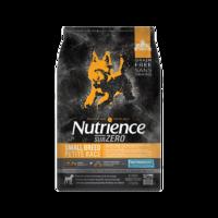 NUTRIENCE 哈根纽翠斯 黑钻 鸡肉红肉配方混合冻干犬粮  11磅/5kg