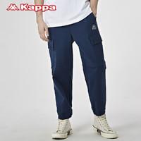 Kappa 卡帕 艺术家联名 K0A12AK05D 男休闲运动长裤