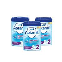 Aptamil 爱他美 HA2 适度水解/半水解新版低敏奶粉 2段(6个月以上) 800gx3