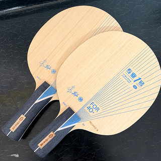 YINHE 银河 PRO-01 乒乓球专业底板横板 (外置ALC蓝芳碳底板)