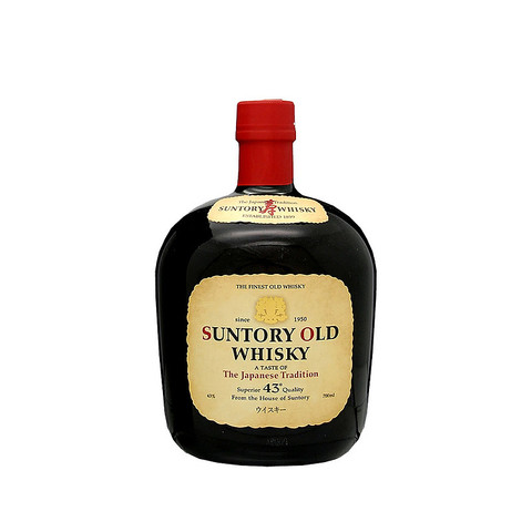 SUNTORY 三得利 【值得买】【日本直购】三得利威士忌 Old 43度 700ml