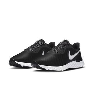 NIKE 耐克 耐克NIKE 男子 跑步鞋 缓震 透气 REVOLUTION 5 EXTENSION 运动鞋 CZ8591-001黑色41码