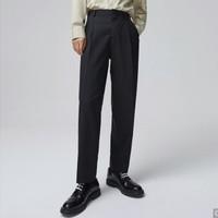 ME&CITY 54716190 男士商务西装休闲裤