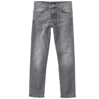 Nudie Jeans 男士牛仔裤 1129280 灰色 W31 L30