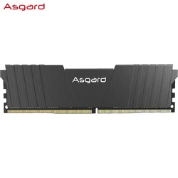 Asgard 阿斯加特 洛极T2 DDR4 3200MHz 台式机内存条 16GB
