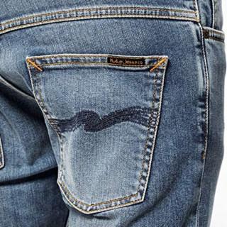Nudie Jeans 2020秋冬系列 男士牛仔裤 52161-1149-160 碎蓝 W34x32