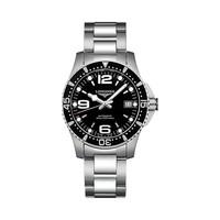 LONGINES 直营Longines浪琴康卡斯自动机械防水男表数字表盘运动瑞士手表