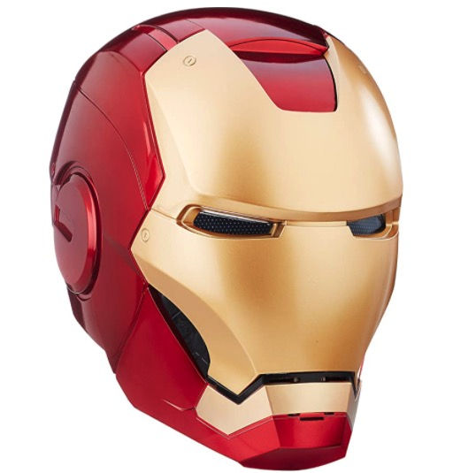 MARVEL 漫威 超级英雄 钢铁侠角色扮演头盔