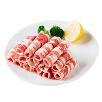 京东PLUS会员:暖男厨房  原切肥牛片  200g/包*4包