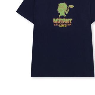 BRAIN DEAD 突变序列系列 男女款短袖T恤 BDW20T00001716NY01