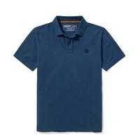 Timberland 添柏岚 A24H2288  男士单珠地短袖POLO衫