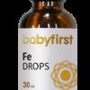 Babyfirst 婴儿宝宝补铁滴剂儿童补铁剂婴幼儿钙铁锌口服液30ml/瓶