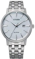 CITIZEN Citizen 男士 指针 光动能手表 不锈钢表带 BM7460-88H