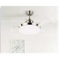 OPPLE 欧普照明 LED风扇隐形吊扇 白色款 三档调风