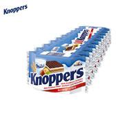 Knoppers 榛子牛奶巧克力威化饼干 250g