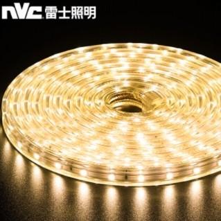 NVC Lighting 雷士照明 2835 标亮暖黄光LED灯带 1m