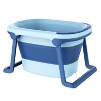 Rikang 日康 儿童加大加厚折叠浴桶