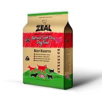 ZEAL 真挚 plus会员专享 Zeal 牛肉配方 狗粮 10kg 送3kg小包