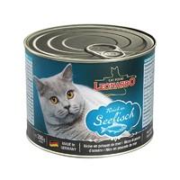 PLUS会员:LEONARDO 海洋鱼配方 猫罐头 200g