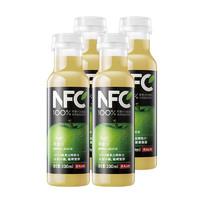 限地区:NONGFU SPRING 农夫山泉 NFC鲜榨苹果汁 300ml*10瓶