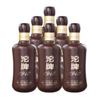 沱牌 1940 50度 浓香型白酒 480mL*6瓶