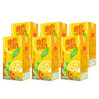 临期品:Vita 维他 柠檬茶饮料 250ml*6盒