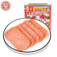 超值商超日:TEH HO 德和  午餐肉罐头  340g*1罐